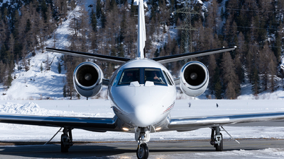 CS-DXX - Cessna 560XL Citation XLS - NetJets Europe