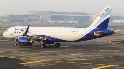 A picture of VTITJ - Airbus A320271N - IndiGo - © Akshay M