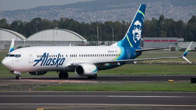 N552AS - Boeing 737-890 - Alaska Airlines