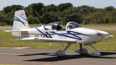 ZU-TWO - Vans RV-7A - Private