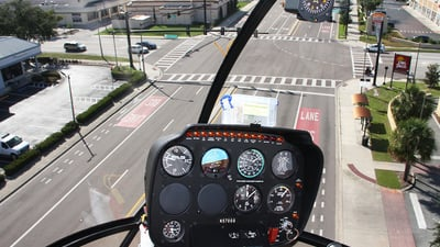N570GG - Robinson R44 Clipper II - Limocopter