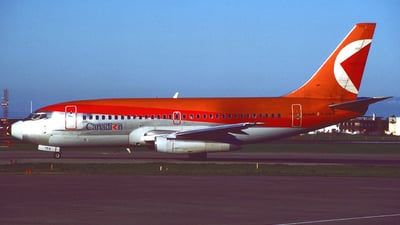 C-GKCP - Boeing 737-217(Adv) - Canadian Airlines International