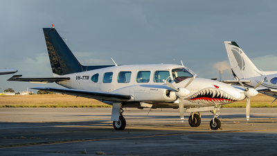 A picture of VHTTM - Piper PA31 - [31301] - © Mike Forsberg