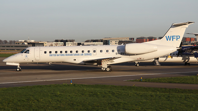 5Y-BVY - Embraer ERJ-135LR - United Nations (Aircraft Leasing Services (ALS))
