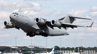 07-7186 - Boeing C-17A Globemaster III - United States - US Air Force (USAF)