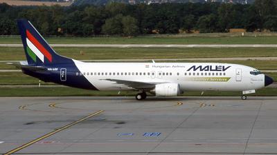 HA-LEZ - Boeing 737-4Q8 - Malév Hungarian Airlines