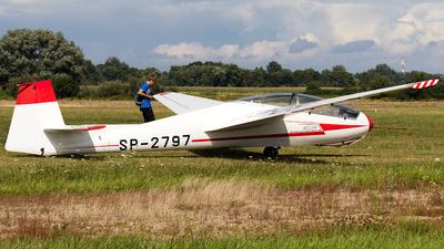 SP-2797 - PZL SZD-9 Bocian - Aeroklub Wroclawski