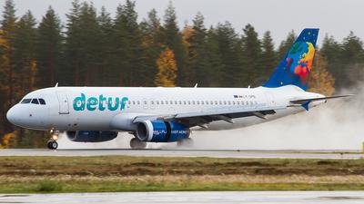 A picture of LYSPB - Airbus A320232 - [2987] - © Teemu Pesonen