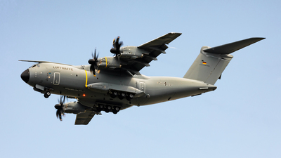 54-27 - Airbus A400M - Germany - Air Force