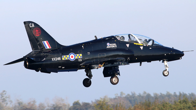 A picture of XX246 - BAe Systems Hawk T1A -  - © Mark Broekhans