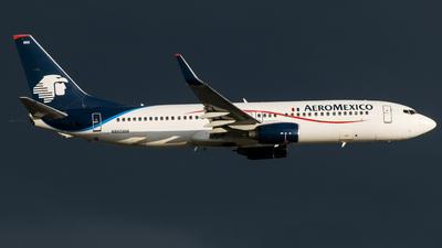 N860AM - Boeing 737-86N - Aeroméxico