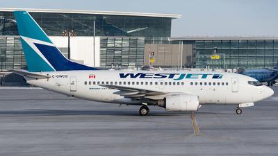 A picture of CGWCQ - Boeing 7376CT - [35111] - © Shae Bilan