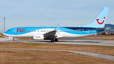 A picture of GFDZT - Boeing 7378K5 - TUI fly - © Raphael Oletu