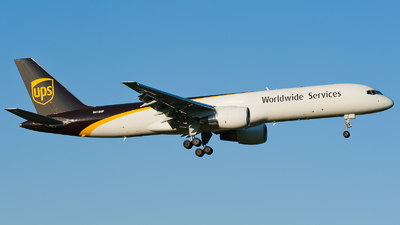 N418UP - Boeing 757-24A(PF) - United Parcel Service (UPS)