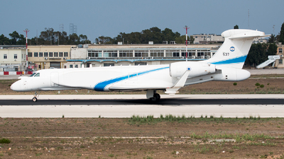537 - Gulfstream G550 Nachshon Aitam - Israel - Air Force