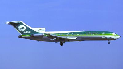 YI-AGM - Boeing 727-270(Adv) - Iraqi Airways