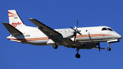 A picture of VHZPB - Saab 340B - Regional Express - © Robbie Mathieson
