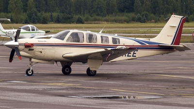 SE-KEE - Beechcraft B36TC Bonanza - Private