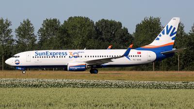 TC-SOG - Boeing 737-8HC - SunExpress