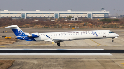 B-3346 - Bombardier CRJ-900LR - China Express Airlines