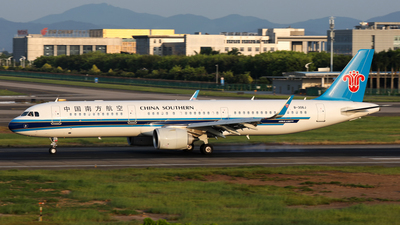 B-306J - Airbus A321-253N - China Southern Airlines