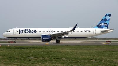 N2084J - Airbus A321-271NX - jetBlue Airways