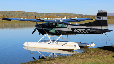 N185JS - Cessna A185F Skywagon - Private