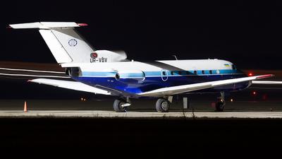 UR-VBV - Yakovlev Yak-40 - Motor Sich Airlines