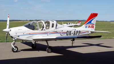OK-APP - Tecnam P2002JF Sierra - F Air