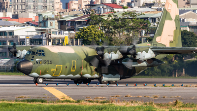 1304 - Lockheed C-130H Hercules - Taiwan - Air Force