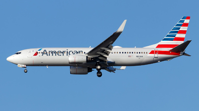 A picture of N851NN - Boeing 737823 - American Airlines - © Oliver Richter