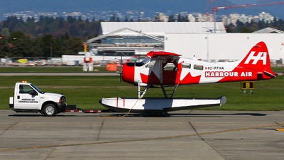 C-FFHA - De Havilland Canada DHC-2 Mk.I Beaver - Harbour Air