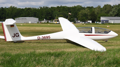 D-3695 - Grob G103C Twin III Acro - Private