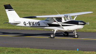 G-BMYG - Reims-Cessna FA152 Aerobat - Private