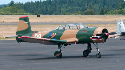 C-FGNB - Nanchang CJ-6A - Private
