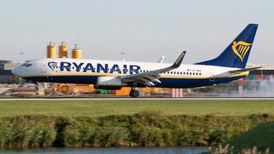 A picture of EIEBA - Boeing 7378AS - Ryanair - © Freek Blokzijl