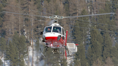 HB-ZIB - Eurocopter AS 350B3 Ecureuil - Swiss Helicopter AG