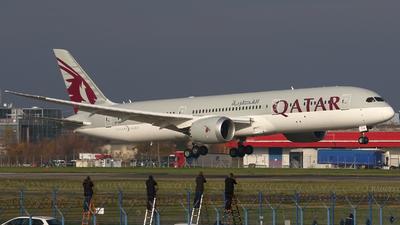 A7-BHF - Boeing 787-9 Dreamliner - Qatar Airways