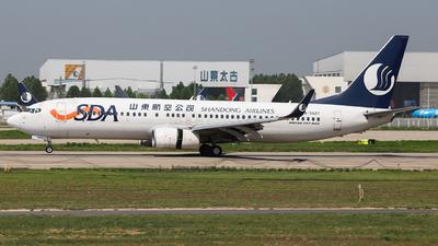 B-5627 - Boeing 737-85N - Shandong Airlines