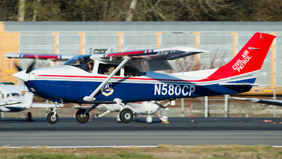 N580CP - Cessna T182T Turbo Skylane - United States - US Air Force Civil Air Patrol