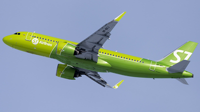 A picture of VPBVJ - Airbus A320271N - S7 Airlines - © Faustasyan
