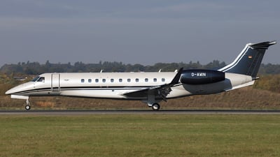 D-AWIN - Embraer Legacy 650E - Air Hamburg