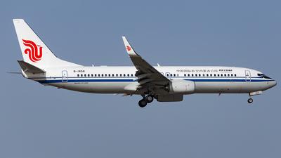 B-1458 - Boeing 737-89L - Air China