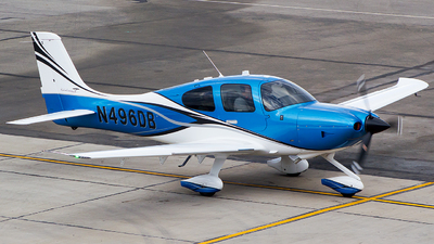 N496DB - Cirrus SR22 - Private