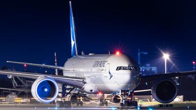 B-KQQ - Boeing 777-367ER - Cathay Pacific Airways