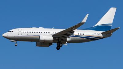 A6-RJY - Boeing 737-7Z5(BBJ) - Untitled