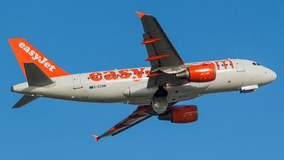 G-EZNM - Airbus A319-111 - easyJet