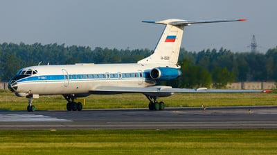 RA-65681 - Tupolev Tu-134A-3 - Russia - Air Force