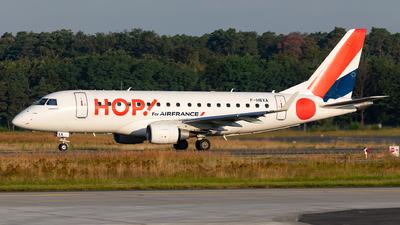 A picture of FHBXA - Embraer E170STD - Air France - © Sebastian Sowa