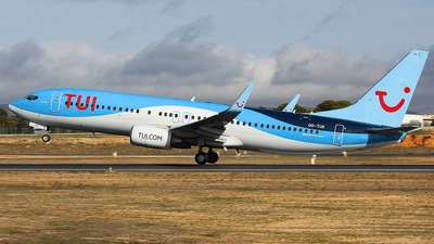 A picture of OOTUK - Boeing 73786J - TUI fly - © Hugo Ferreiro
